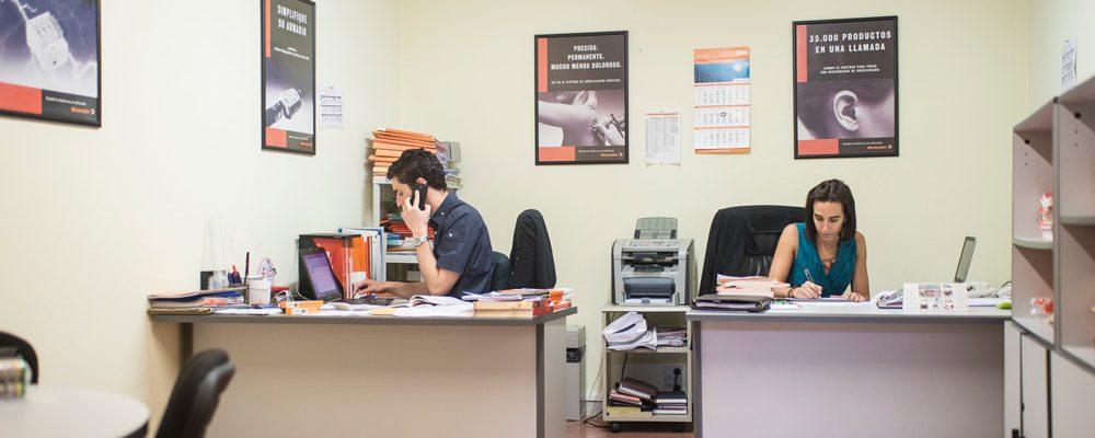 Alquiler de oficinas y despachos en cepar zaragoza for Oficina de extranjeria zaragoza