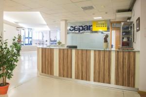 Segunda recepción de CEPAR