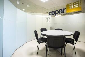 Sala Midi del Centro Empresarial Parque Roma