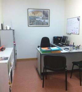 Oficina de alquiler para 1 persona en CEPAR