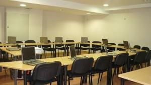Sala Balaitus del Centro Empresarial Parque Roma
